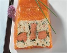 Salmon and Trout Terrine recipe by Kenwood New Zealand
