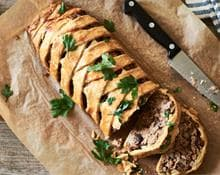 Nut Roast Wellington