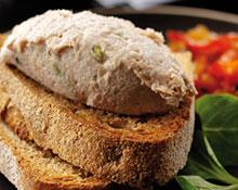 Smoked Mackerel Pâté & a Red Pepper, Chilli & Onion Relish Recipe
