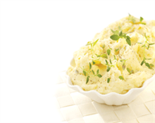 Garlic Parsnip Mash recipe