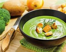 Broccoli and Dill Soup