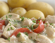 White Wine Chicken Casserole