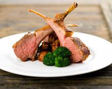 Herb Crusted Rack of Lamb recipe by Kenwood New Zealand