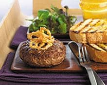 Beef Burgers recipe by Kenwood New Zealand
