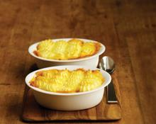 Kødtærte (Cottage Pie)