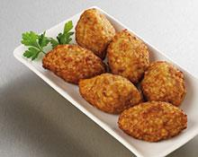 Vegetarisches Kebbe
