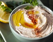 Cannellini Bean, Lemon & Thyme Dip recipe by Kenwood New Zealand