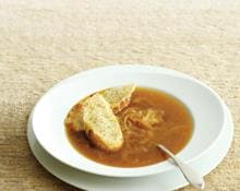 Receta de Sopa francesa de cebolla | Cooking chef de kenwood