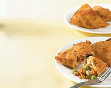 Vegetable Samosas recipe by Kenwood New Zealand