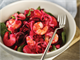 Beetroot and Celeriac Linguine with Prawn listing