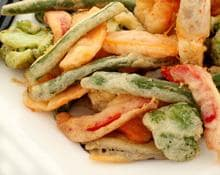 Vegetable Tempura recipe by Kenwood New Zealand